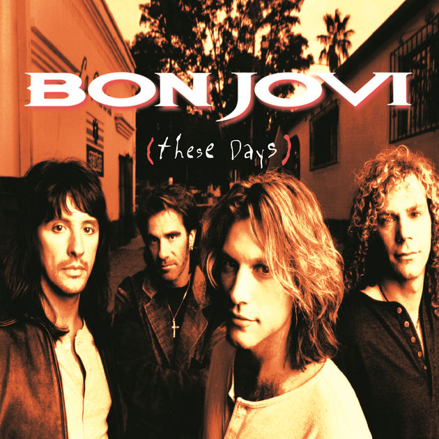 these days bon jovi